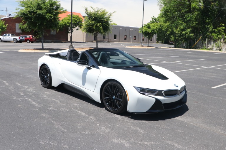 Used Used 2019 BMW i8 Roadster Giga Convertible AWD W/NAV for sale $114,950 at Auto Collection in Murfreesboro TN