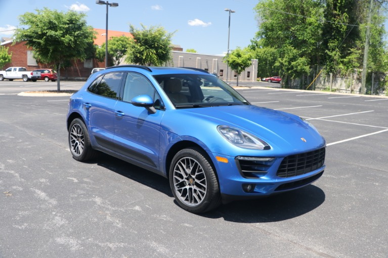 Used Used 2018 Porsche Macan S for sale $54,950 at Auto Collection in Murfreesboro TN