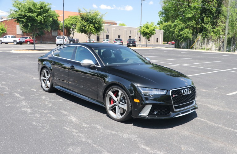 Used Used 2017 Audi RS 7 Prestige 4.0T Quattro TIPTRONIC W/NAV for sale $74,950 at Auto Collection in Murfreesboro TN