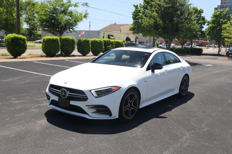Used 2019 Mercedes-Benz CLS 53 AMG 4MATIC+ AWD W/NAV for sale $76,500 at Auto Collection in Murfreesboro TN 37130 2