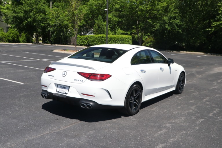 Used 2019 Mercedes-Benz CLS 53 AMG 4MATIC+ AWD W/NAV for sale $76,500 at Auto Collection in Murfreesboro TN 37130 3
