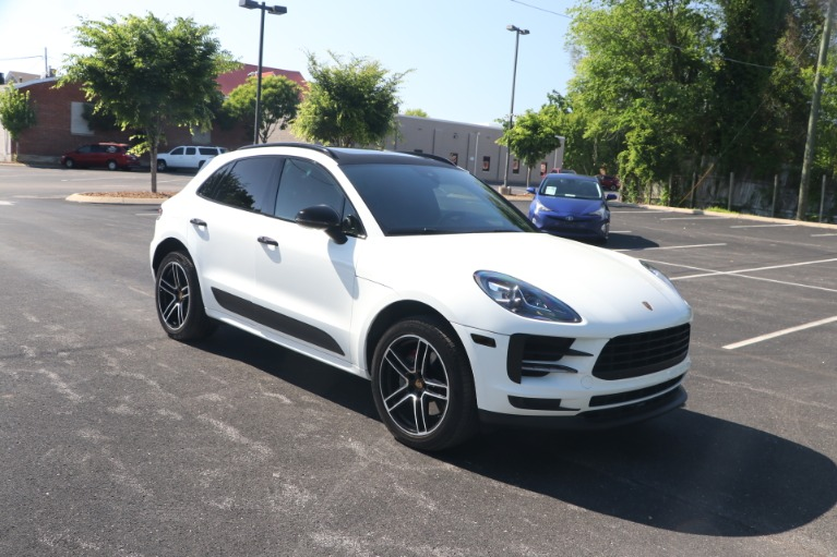 Used Used 2020 Porsche Macan MACAN S PREMIUM PLUS AWD W/NAV for sale $69,950 at Auto Collection in Murfreesboro TN