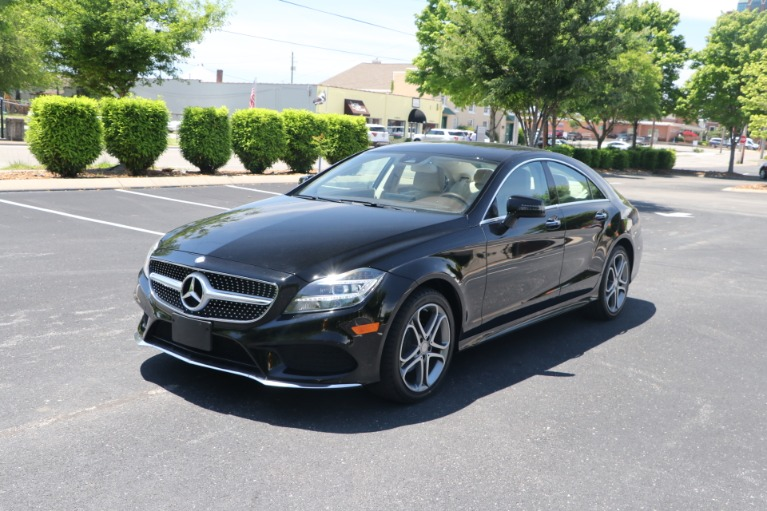 Used 2015 Mercedes-Benz CLS400 4MATIC PREMIUM for sale $31,950 at Auto Collection in Murfreesboro TN 37130 2