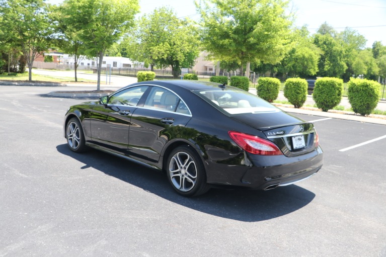Used 2015 Mercedes-Benz CLS400 4MATIC PREMIUM for sale $31,950 at Auto Collection in Murfreesboro TN 37130 4