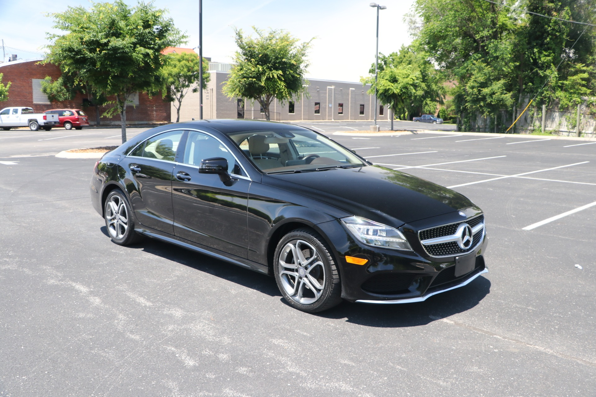 Used 2015 Mercedes-Benz CLS400 4MATIC PREMIUM for sale $31,950 at Auto Collection in Murfreesboro TN 37130 1
