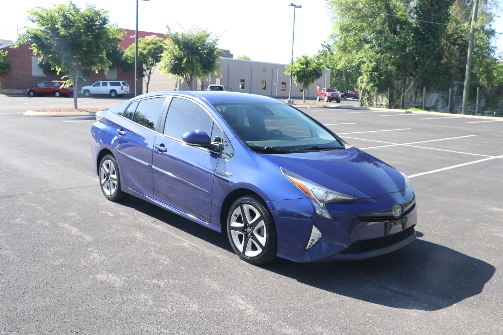 Used 2017 Toyota Prius Two Eco for sale $16,950 at Auto Collection in Murfreesboro TN 37130 1