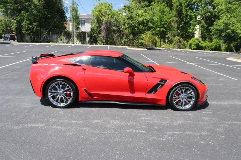 Used 2016 Chevrolet Corvette Z06 2LZ W/NAV for sale Sold at Auto Collection in Murfreesboro TN 37130 8
