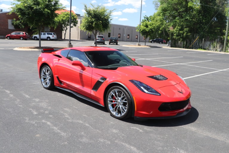 Used Used 2016 Chevrolet Corvette Z06 2LZ W/NAV for sale $79,950 at Auto Collection in Murfreesboro TN