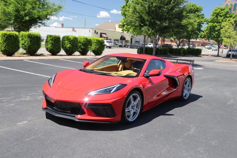 Used 2020 Chevrolet Corvette CORVETTE STINGRAY 3LT RWD W/NAV for sale Sold at Auto Collection in Murfreesboro TN 37130 2