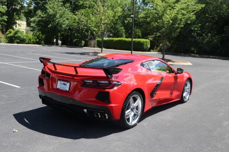 Used 2020 Chevrolet Corvette CORVETTE STINGRAY 3LT RWD W/NAV for sale Sold at Auto Collection in Murfreesboro TN 37130 3