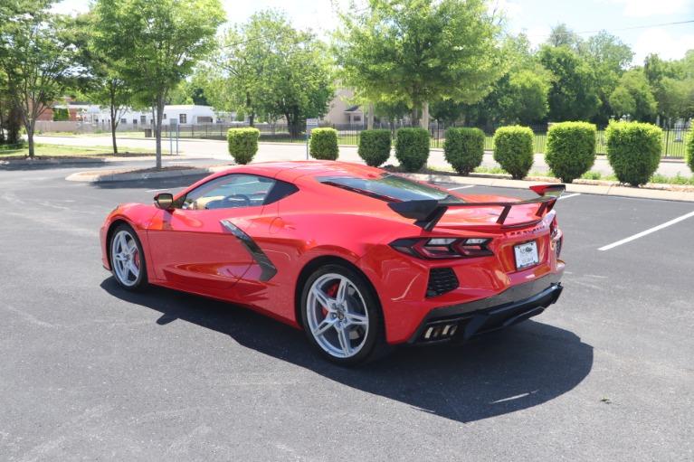 Used 2020 Chevrolet Corvette CORVETTE STINGRAY 3LT RWD W/NAV for sale Sold at Auto Collection in Murfreesboro TN 37130 4