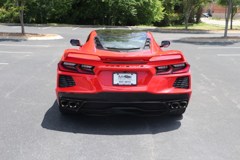 Used 2020 Chevrolet Corvette CORVETTE STINGRAY COUPE 1LT for sale Sold at Auto Collection in Murfreesboro TN 37130 6