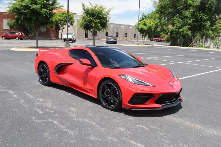 Used Used 2020 Chevrolet Corvette CORVETTE STINGRAY COUPE 1LT for sale $98,950 at Auto Collection in Murfreesboro TN