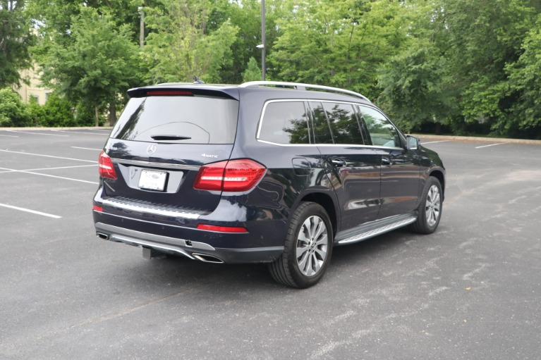 Used 2018 Mercedes-Benz GLS 450 4MATIC PREMIUM W/NAV for sale $47,500 at Auto Collection in Murfreesboro TN 37130 3