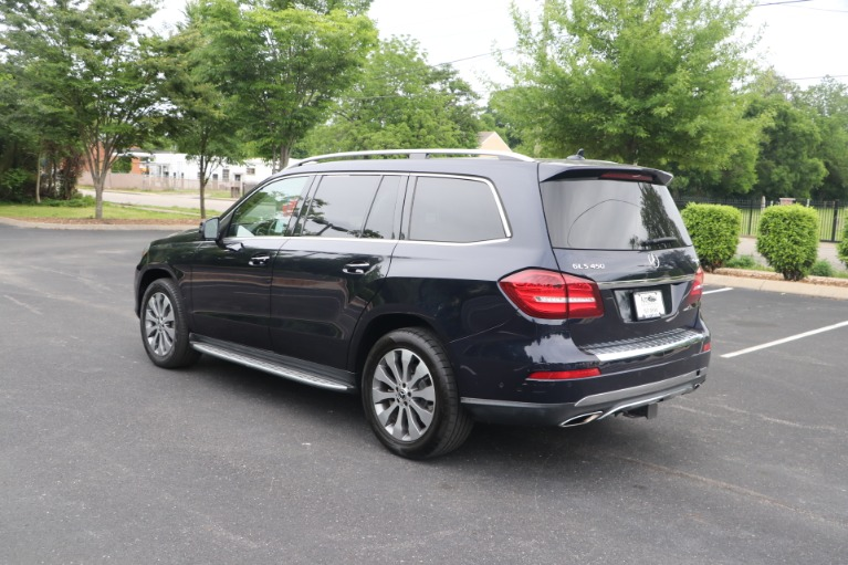 Used 2018 Mercedes-Benz GLS 450 4MATIC PREMIUM W/NAV for sale $47,500 at Auto Collection in Murfreesboro TN 37130 4