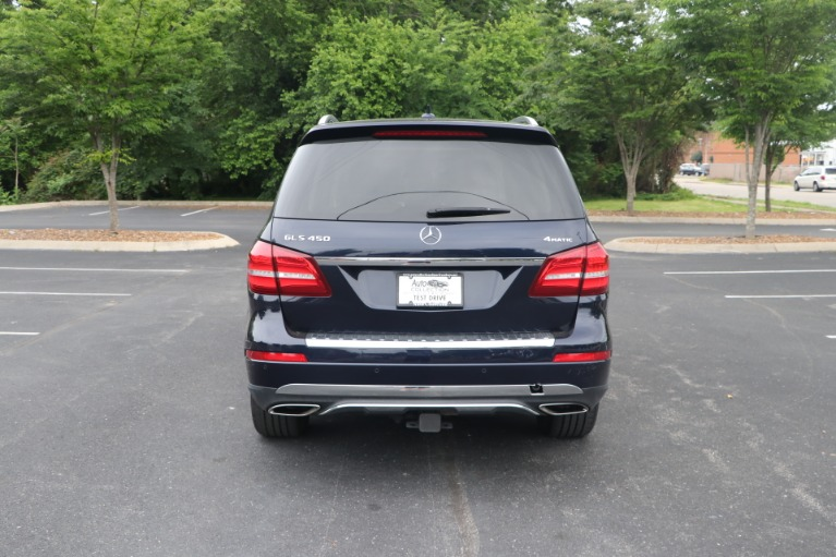 Used 2018 Mercedes-Benz GLS 450 4MATIC PREMIUM W/NAV for sale $47,500 at Auto Collection in Murfreesboro TN 37130 6