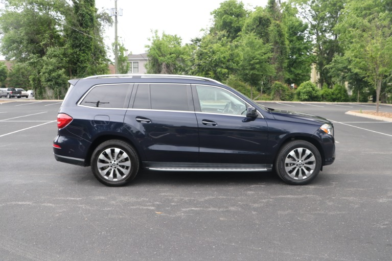 Used 2018 Mercedes-Benz GLS 450 4MATIC PREMIUM W/NAV for sale $47,500 at Auto Collection in Murfreesboro TN 37130 8