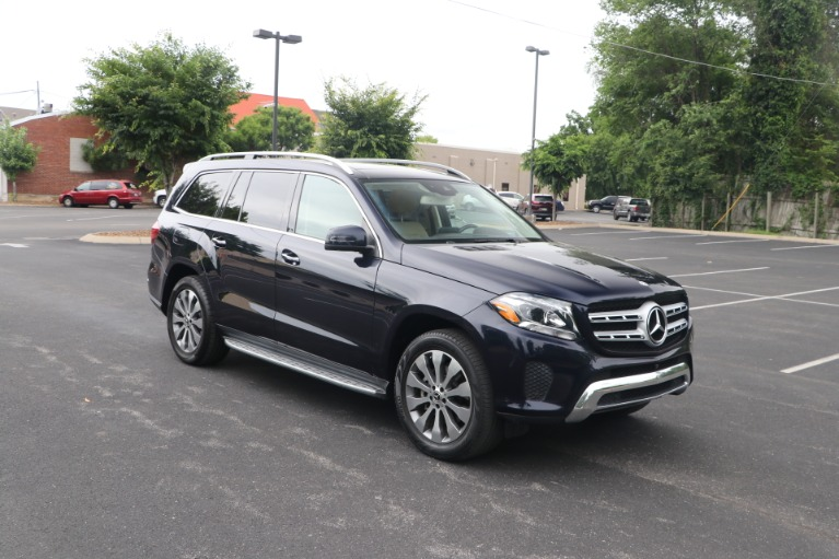 Used 2018 Mercedes-Benz GLS 450 4MATIC PREMIUM W/NAV for sale $47,500 at Auto Collection in Murfreesboro TN 37130 1