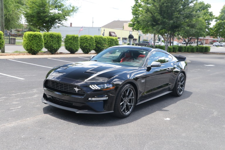Used 2020 Ford Mustang Premium Ecoboost W/NAV for sale $41,950 at Auto Collection in Murfreesboro TN 37130 2