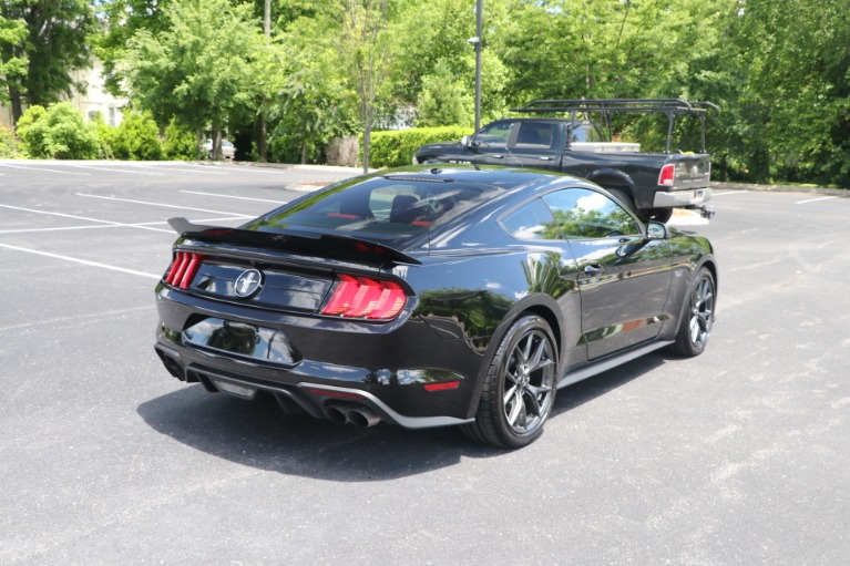 Used 2020 Ford Mustang Premium Ecoboost W/NAV for sale $41,950 at Auto Collection in Murfreesboro TN 37130 3