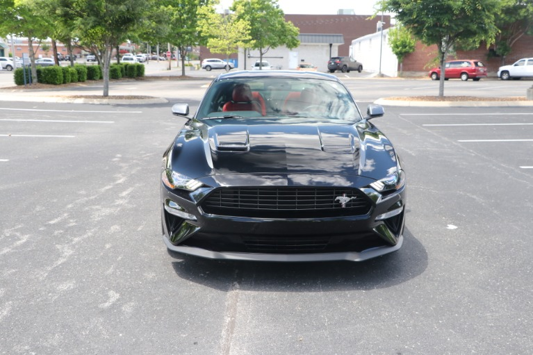 Used 2020 Ford Mustang Premium Ecoboost W/NAV for sale $41,950 at Auto Collection in Murfreesboro TN 37130 5