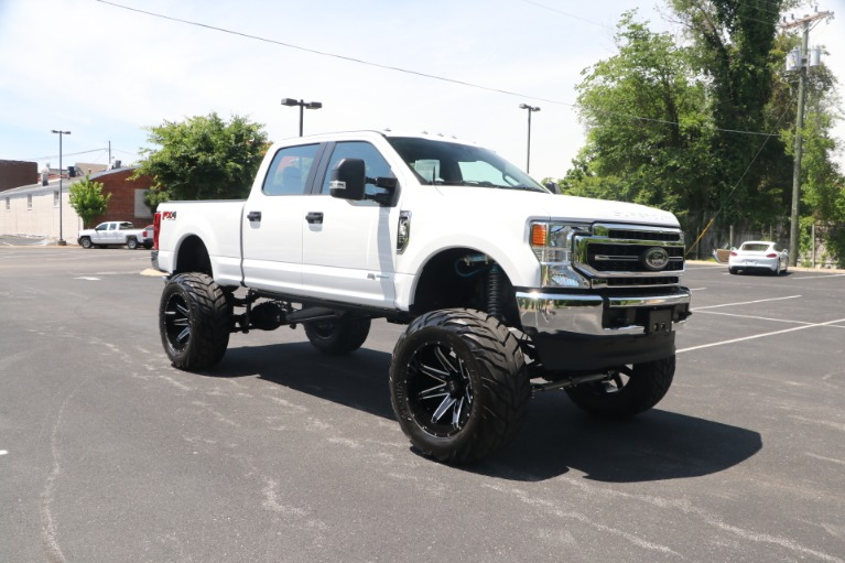 Used Used 2020 Ford F-250 SD SXT 4WD W/FX4 PKG for sale $61,950 at Auto Collection in Murfreesboro TN