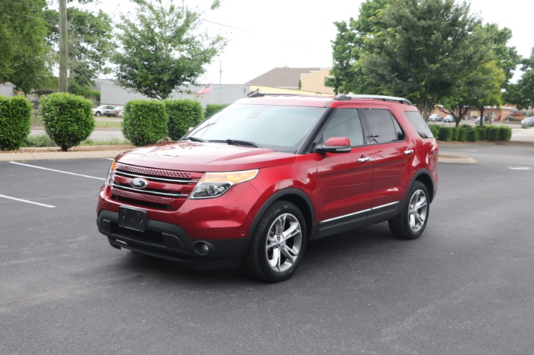 Used 2013 Ford Explorer LIMITED AWD W/NAV for sale Sold at Auto Collection in Murfreesboro TN 37130 2
