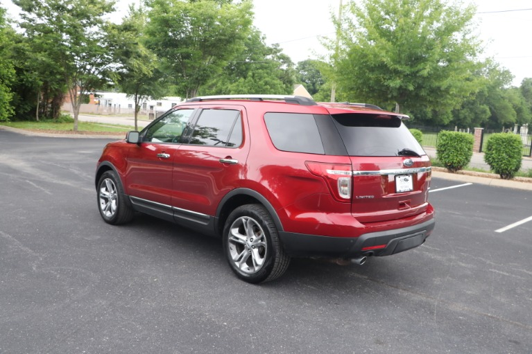 Used 2013 Ford Explorer LIMITED AWD W/NAV for sale Sold at Auto Collection in Murfreesboro TN 37130 4
