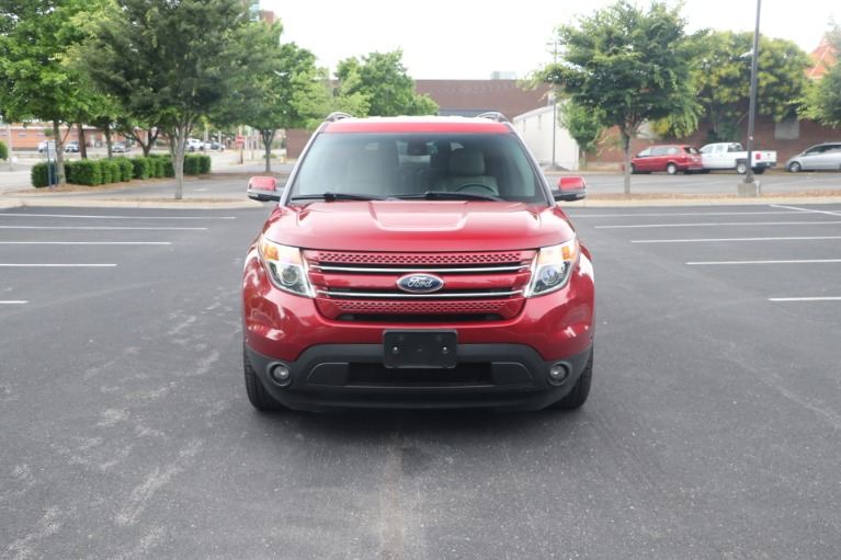 Used 2013 Ford Explorer LIMITED AWD W/NAV for sale Sold at Auto Collection in Murfreesboro TN 37130 5