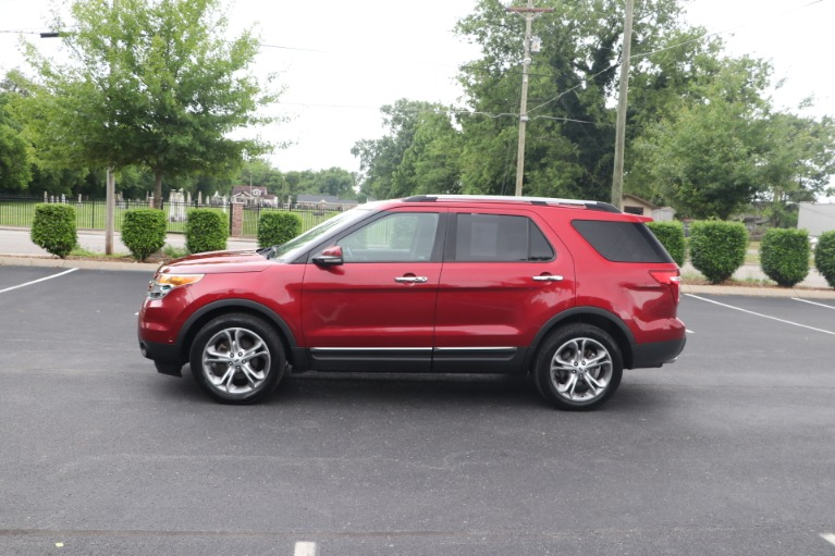 Used 2013 Ford Explorer LIMITED AWD W/NAV for sale Sold at Auto Collection in Murfreesboro TN 37130 7