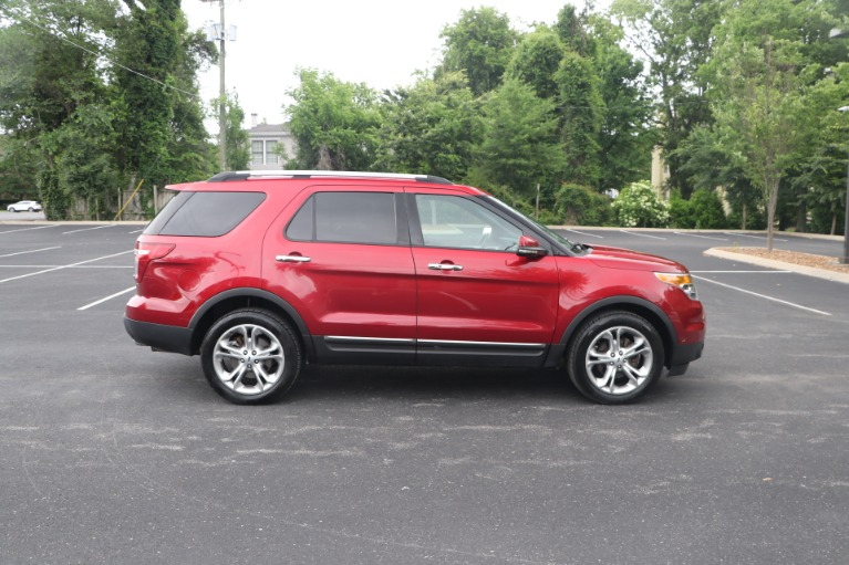 Used 2013 Ford Explorer LIMITED AWD W/NAV for sale Sold at Auto Collection in Murfreesboro TN 37130 8