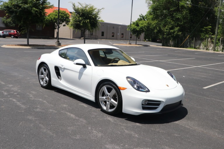 Used Used 2014 Porsche Cayman COUPE PREMIUM W/SPORT SEATS for sale $46,950 at Auto Collection in Murfreesboro TN