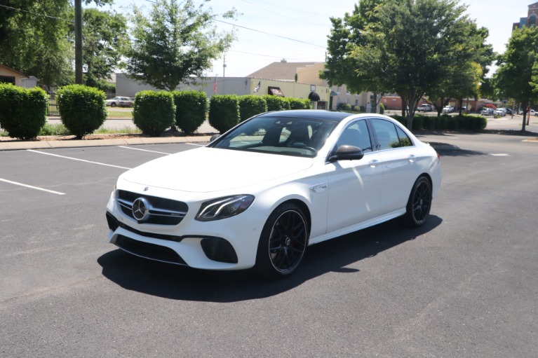 Used 2018 Mercedes-Benz E63 AMG S 4MATIC W/NAV for sale $87,950 at Auto Collection in Murfreesboro TN 37130 2