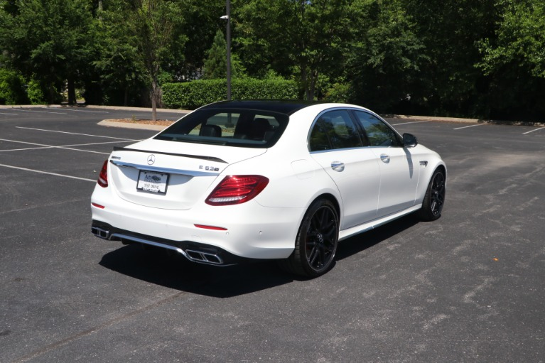 Used 2018 Mercedes-Benz E63 AMG S 4MATIC W/NAV for sale $87,950 at Auto Collection in Murfreesboro TN 37130 3