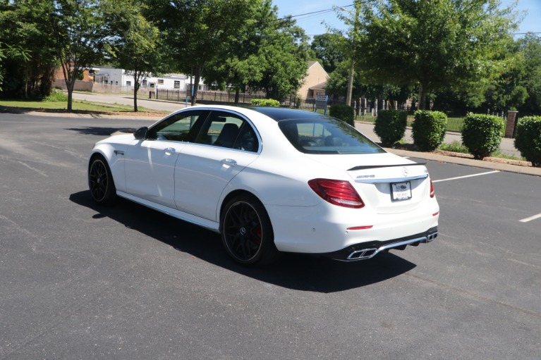 Used 2018 Mercedes-Benz E63 AMG S 4MATIC W/NAV for sale $87,950 at Auto Collection in Murfreesboro TN 37130 4