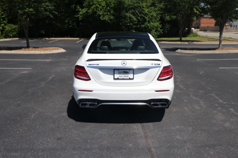 Used 2018 Mercedes-Benz E63 AMG S 4MATIC W/NAV for sale $87,950 at Auto Collection in Murfreesboro TN 37130 6