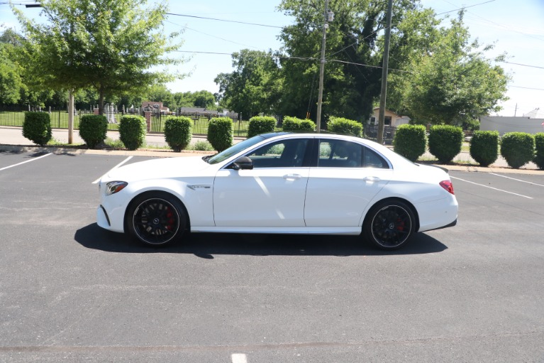 Used 2018 Mercedes-Benz E63 AMG S 4MATIC W/NAV for sale $87,950 at Auto Collection in Murfreesboro TN 37130 7