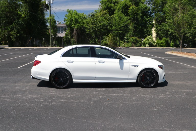 Used 2018 Mercedes-Benz E63 AMG S 4MATIC W/NAV for sale $87,950 at Auto Collection in Murfreesboro TN 37130 8