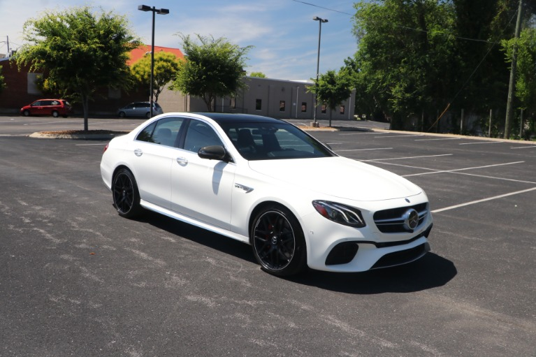 Used 2018 Mercedes-Benz E63 AMG S 4MATIC W/NAV for sale $87,950 at Auto Collection in Murfreesboro TN 37130 1