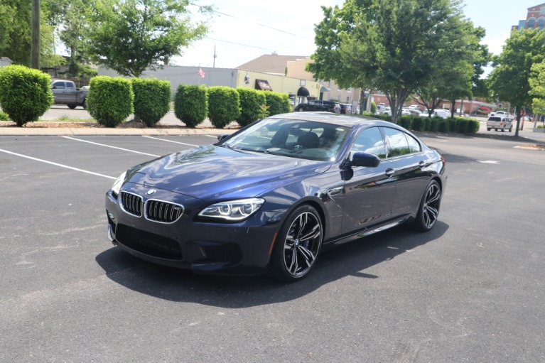 Used 2017 BMW M6 Gran Coupe RWD W/Executive PKG for sale $72,950 at Auto Collection in Murfreesboro TN 37130 2