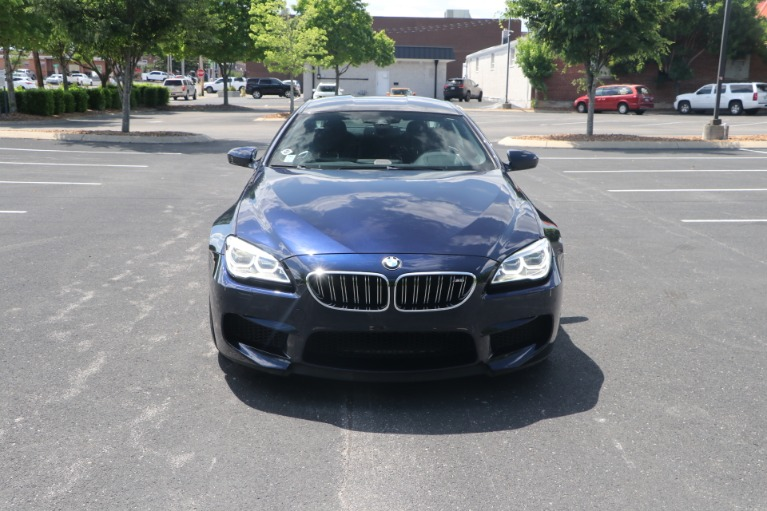 Used 2017 BMW M6 Gran Coupe RWD W/Executive PKG for sale $72,950 at Auto Collection in Murfreesboro TN 37130 5