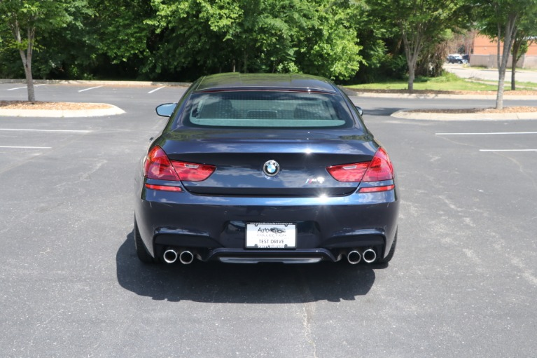Used 2017 BMW M6 Gran Coupe RWD W/Executive PKG for sale $72,950 at Auto Collection in Murfreesboro TN 37130 6