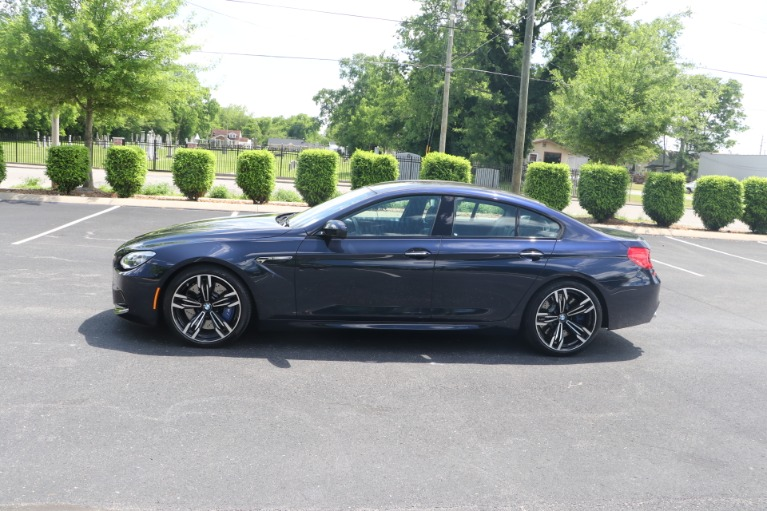Used 2017 BMW M6 Gran Coupe RWD W/Executive PKG for sale $72,950 at Auto Collection in Murfreesboro TN 37130 7