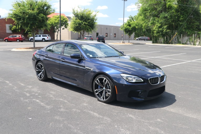 Used 2017 BMW M6 Gran Coupe RWD W/Executive PKG for sale $72,950 at Auto Collection in Murfreesboro TN 37130 1