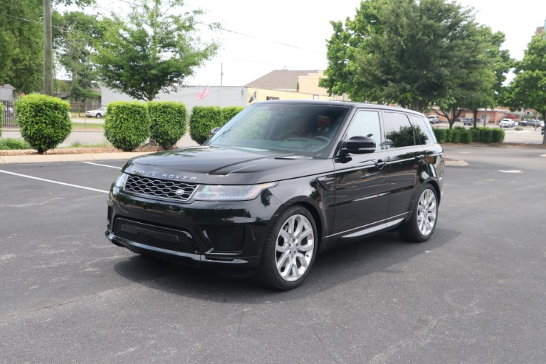 Used 2020 Land Rover Range Rover SPORT HSE DRIVE PRO W/NAV for sale Sold at Auto Collection in Murfreesboro TN 37130 2