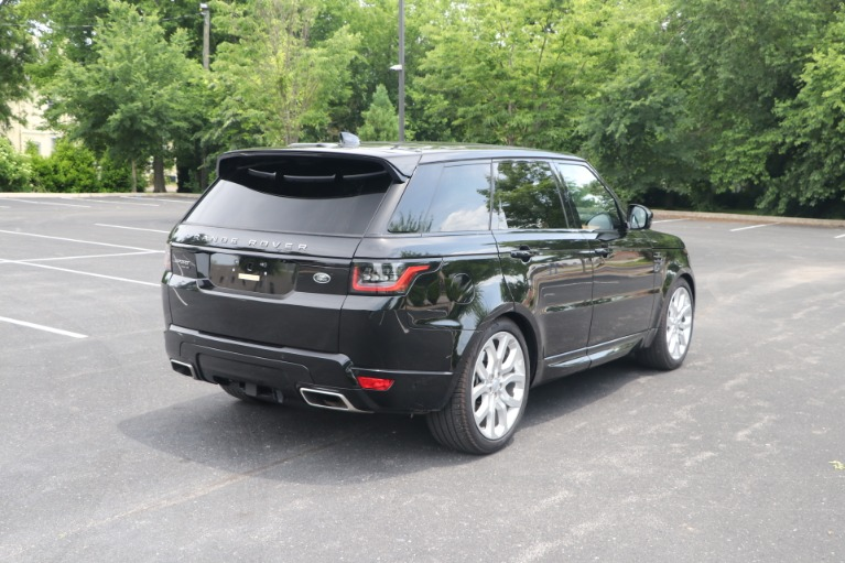 Used 2020 Land Rover Range Rover SPORT HSE DRIVE PRO W/NAV for sale $95,950 at Auto Collection in Murfreesboro TN 37130 3