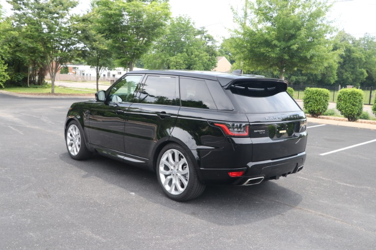 Used 2020 Land Rover Range Rover SPORT HSE DRIVE PRO W/NAV for sale $95,950 at Auto Collection in Murfreesboro TN 37130 4