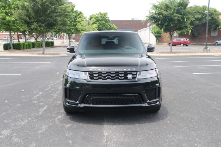 Used 2020 Land Rover Range Rover SPORT HSE DRIVE PRO W/NAV for sale $95,950 at Auto Collection in Murfreesboro TN 37130 5