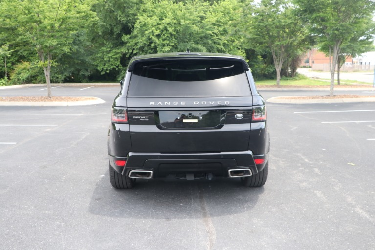 Used 2020 Land Rover Range Rover SPORT HSE DRIVE PRO W/NAV for sale $95,950 at Auto Collection in Murfreesboro TN 37130 6