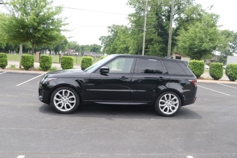Used 2020 Land Rover Range Rover SPORT HSE DRIVE PRO W/NAV for sale Sold at Auto Collection in Murfreesboro TN 37130 7